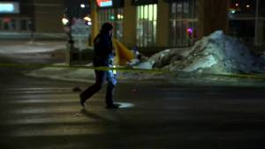 Winnipeg police investigate homicide on Ellice Avenue