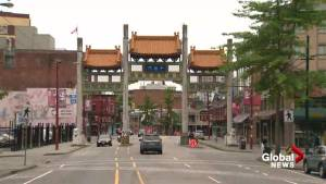 B.C. government seeks special designation for historic Vancouver Chinatown (01:04)