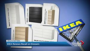 Ikea is renewing a recall