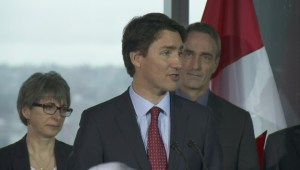Prime Minister Justin Trudeau talks Vancouver housing prices