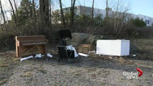 Illegal dumping on the rise in Metro Vancouver
