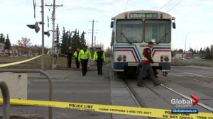 6-year-old girl dies after being struck by CTrain