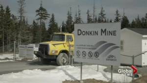 Questions raised about safety records of men opening N.S. coal mine (03:08)