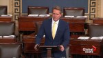'Treason is not a punchline': Flake delivers rebuttal to Trump's treason joke remark