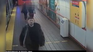 Can you identify this SkyTrain hate crime suspect at Vancouver's Granville station?