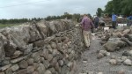 Dry stone wallers converge on Amherst Island