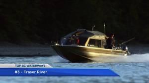 Top 5 must visit waterways in British Columbia