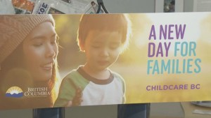 B.C. launches $10-a-day childcare pilot project