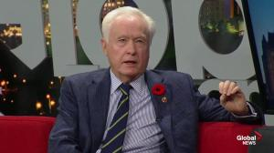 Senator Doug Black on pipelines, marijuana legalization and other issues affecting Albertans