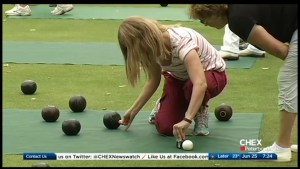 Ontario Youth Provincial Lawn Bowling Championship on the line in Oshawa