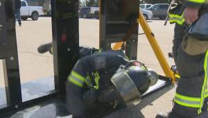 Burning building safety training could save a fire fighter's life