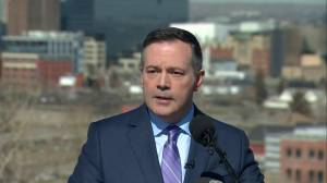 Kenney says NDP attacks on him are 'desperate'