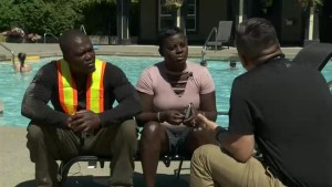 Family claims racial profiling after being questioned at Surrey complex's pool