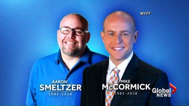 TV news crew killed by falling tree in North Carolina during