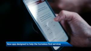 The Toronto app helping the homeless