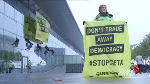 NGOs slam CETA deal as EU ministers meet in Luxembourg