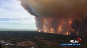 Lessons from Fort McMurray employed in High Level wildfire