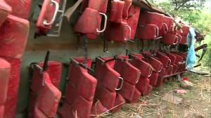 'Catastrophic' Kenya bus crash leaves an estimated 50 people dead