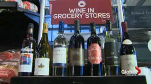 Province announces plans to introduce wine sales to Ontario grocery stores