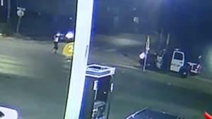 Houston police fatally shoot black man waving gun