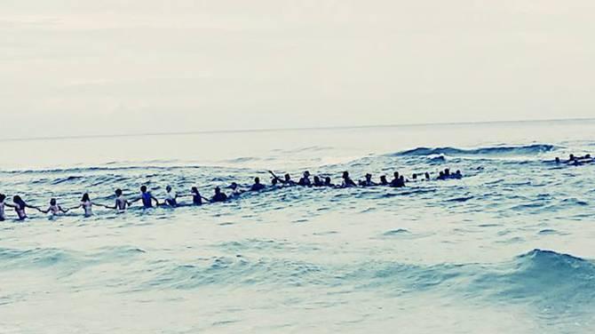 Panama City Beach Riptide