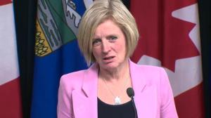 Alberta Premier Rachel Notley cautiously optimistic that Trans Mountain pipeline project can now move ahead