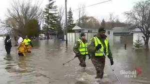 Rigaud flood: State of emergency maintained