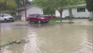 Okanagan Falls properties evacuated due to flood threat