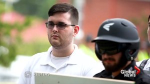Alleged Charlottesville killer faces federal hate crime charges