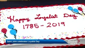 Loyalist Day celebrated in Saint John