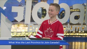 Global News Morning team takes the Canada Day Challenge