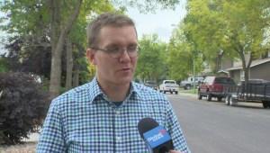 Saskatoon MLA Ryan Meili announces platform for Sask. NDP leadership