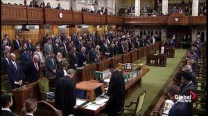 Parliament observes moment of silence in honour of Quebec mosque attack anniversary