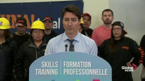 Trudeau says extraordinary concessions already made on SNC-Lavalin file