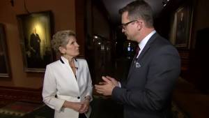 Does Ontario need change? Premier Wynne thinks so (00:27)