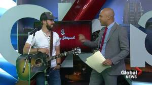 Canadian country music artist previews Stampede show
