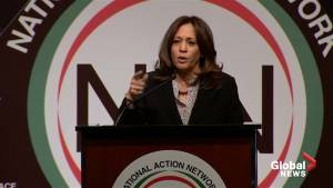 Kamala Harris will explore issue of reparations for African Americans if elected