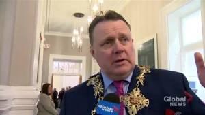Halifax Mayor Mike Savage looks ahead to 2019 (02:14)