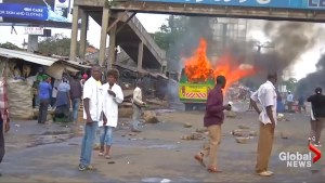 Violent protests continue in Kenya amid ongoing leadership crisis