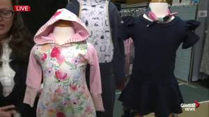Spring 2019 Butterdome Craft Sale: children's clothes, handmade shoes