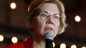 Elizabeth Warren vows to break up big tech companies like Google, Facebook if elected president