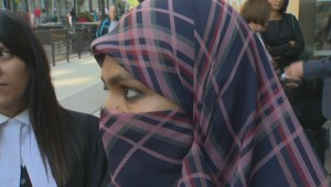 Quebec face-covering law faces legal challenges