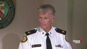 'It is different': Toronto officer says daytime shootings have jumped