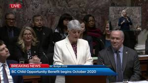 B.C. Budget 2019: Increase disability and welfare assistance