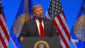 'This wicked act of mass murder is pure evil': Trump on Tree of Life Synagogue shooting