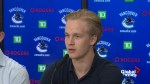 Canucks core give thoughts on how the season went