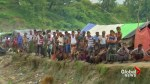 Thousands of Rohingya refugees trapped in veritable 'no man's land'