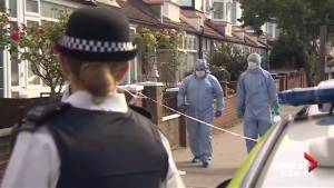 London police arrest 2nd man in fatal stabbing of pregnant woman