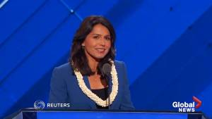 Hawaii's Tulsi Gabbord to run for president in 2020