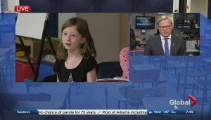 Alberta Education Minister David Eggen discusses goals for 2018